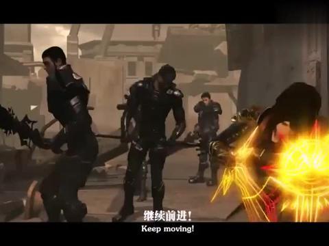 小队位置被侦查守卫发现,遭到直升机攻击,赵信配合凯特琳秀操作