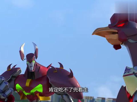 神兽金刚:天微星和天机星联手了,星甲超人老是挨打,情况很糟糕