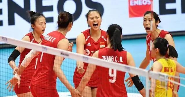 日本排协宣布5.1举行东京奥运测试赛 中国女排将赴日参赛
