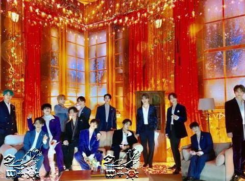 Seventeen 文俊辉(Jun),发行中文单曲,全球活动ing