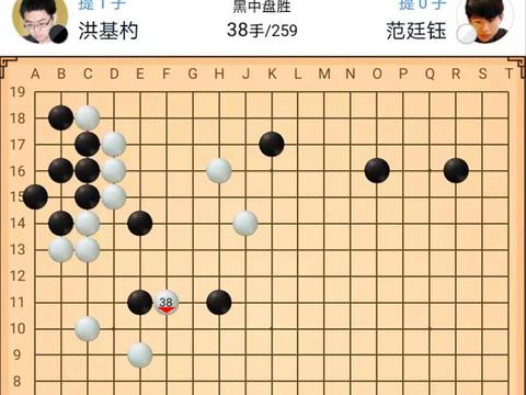 杨冬 | 第22届农心杯前两阶段精彩回顾(上)