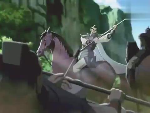 三国演义:文丑骁勇善战,关羽依旧不畏惧,成功出手拿下了文丑