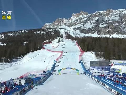 高山滑雪世锦赛:贝赫拉米赢得女子大回转赛