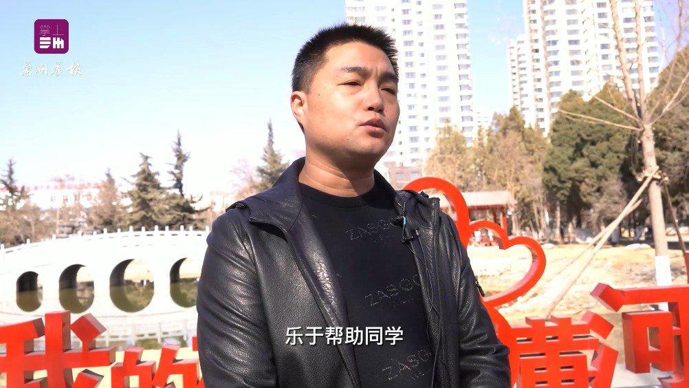 """""""从没想到他会这样离开!""""西北师大师生缅怀英雄校友陈红军"""