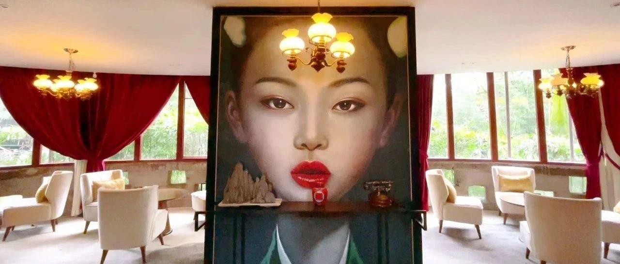 女游vlog㉟ | 民国风咖啡馆,随手一拍就是王家卫式复古大片