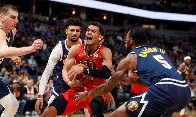 「NBA」赛事前瞻:亚特兰大老鹰VS丹佛掘金,掘金乘势而上