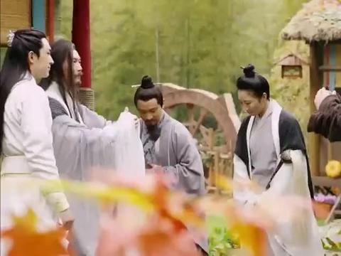 赵子龙学艺很认真,学的也很快,果然是武神赵子龙啊!