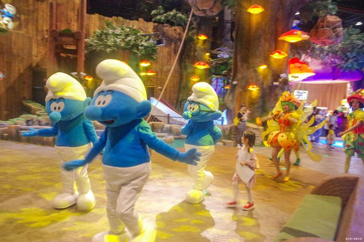 上海有座蓝精灵乐园,大人孩子都喜欢,交通方便,适合周末亲子游图2