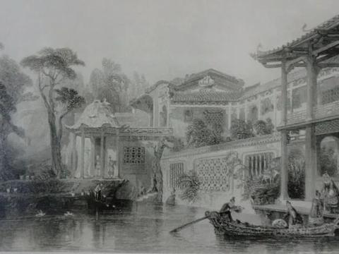 清朝的广州十三行,为何没能成为英国东印度公司这样的贸易寡头