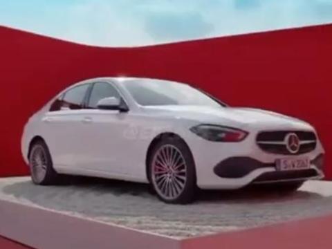 汽车发明者再次惊艳市场,全新C级曝光,家族设计主打1.5T