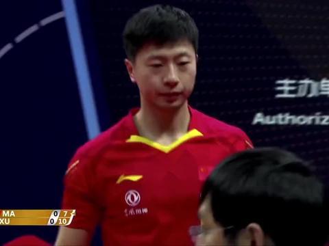 2020年终总决赛:许昕vs马龙