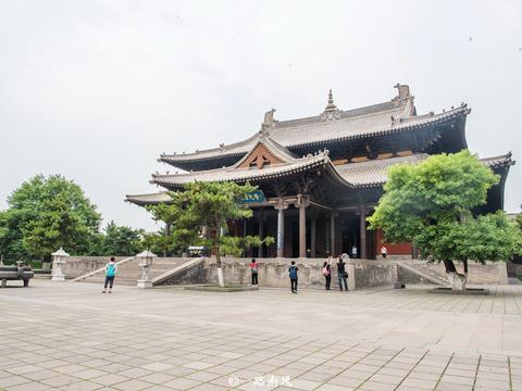 国内两座名气较小的古都,商丘已有一万多年,大同在北魏就很繁华