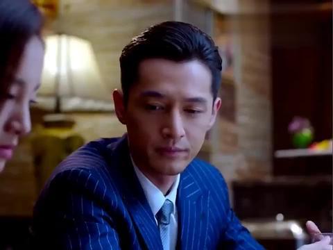 猎场:赵行长递交辞呈,秋冬激动地拍桌子,女友却不高兴了