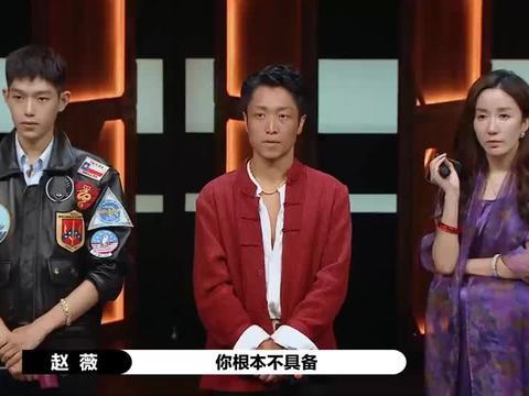 倪虹洁娄艺潇止步,陈宥维演技翻车意外晋级,小鲜肉被一路保送