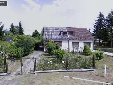 真实的德国居民区,看看柏林这里老百姓的住房和生活,好大的院子