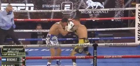 奥斯卡·瓦尔迪兹击败米格尔·伯切尔特,获得WBC冠军