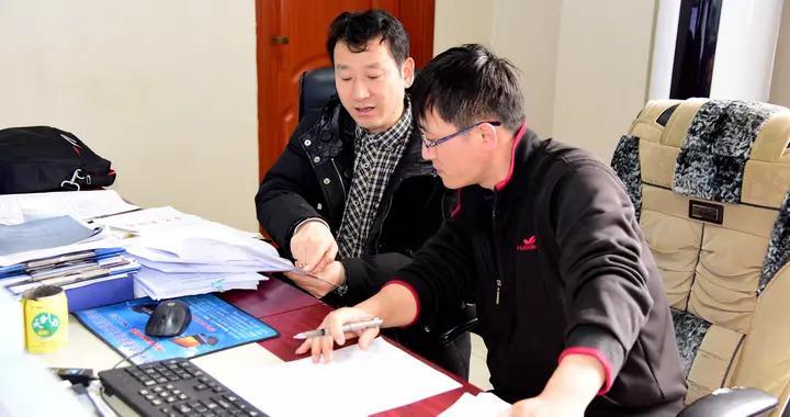 盘江 | 煤电集团安全环保部到金佳矿检查节前安全生产工作