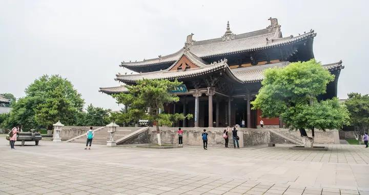 中国名气较小的两座古都,商丘已有一万多年,大同在北魏就很繁华