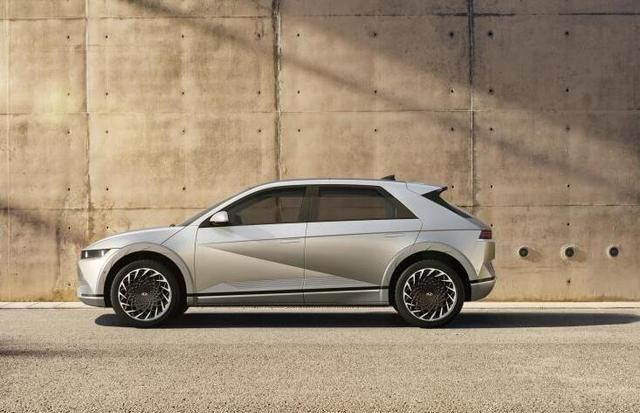 现代汽车IONIQ 5全球首发,全新设计理念带来高颜值
