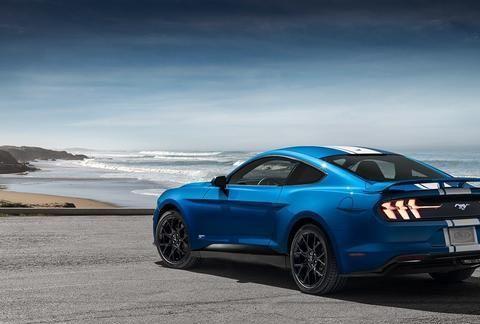 电动化肌肉跑车,福特野马GT-e,全新一代的设计