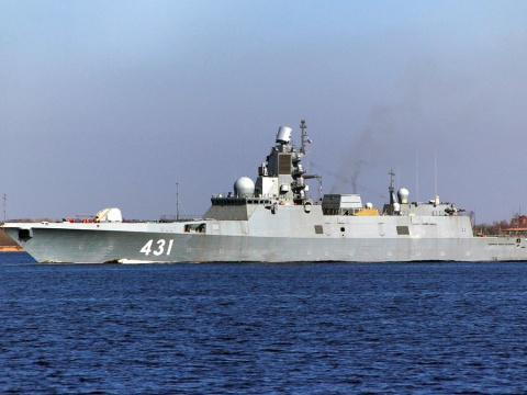 俄罗斯海军巨大损失?2.8万吨巨舰将被拆解,但更多舰艇将服役