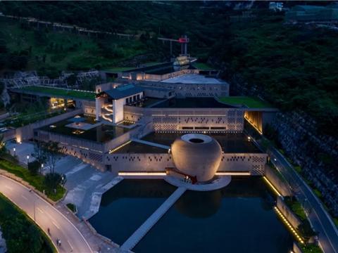 传统生态与现代艺术的融合!郎酒庄园金樽堡再获世界级建筑大奖