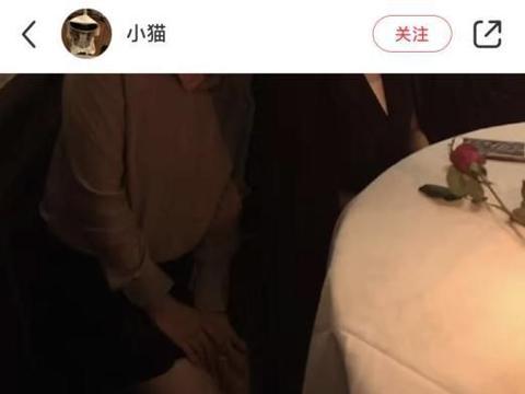 偶遇郑嘉颖陈凯琳约会!糊照难掩帅气魅力,调侃合影要价千元?