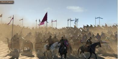 隐藏帝国上线,《骑马与砍杀2》新的多人战斗将更新