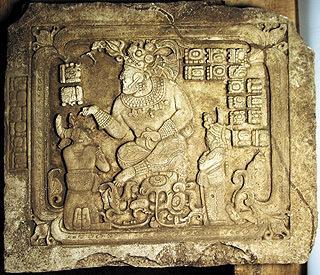 """玛雅发现""""朱砂棺"""",可是将其打开后,竟无法确定墓主的身份"""