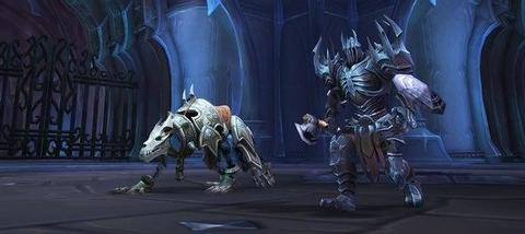 《魔兽世界》9.0:法夜特殊任务,在噬渊中拯救失落的灵魂