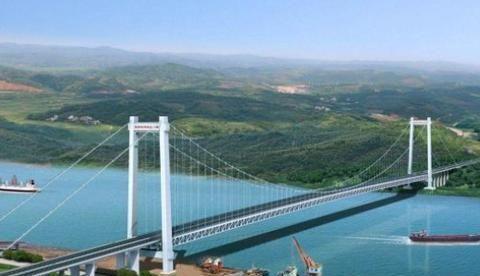 湖北又将建成一长江大桥,却不是建在武汉,总投资33亿