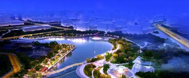 龙港新城月湖公园要大变样了!