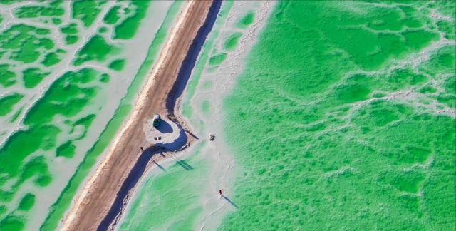 """青海""""未开发""""景区,曾是""""真人秀""""取景之地,却比不过茶卡盐湖"""