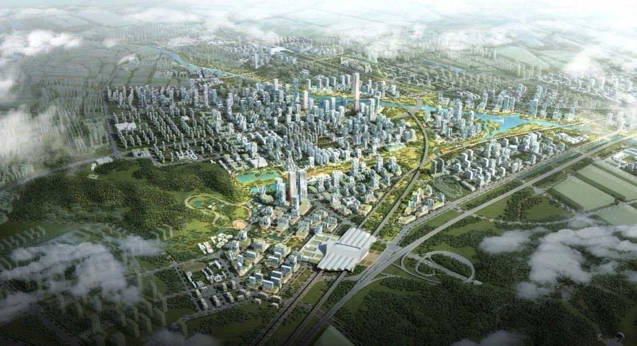 乐居探春|岐江新城—引领中山未来发展的城市会客厅
