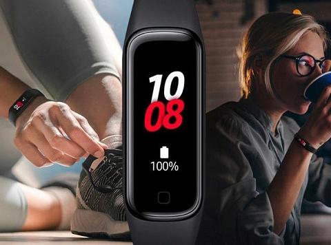 """做健身与瘦身达人 三星Galaxy Fit2带你""""练起来"""""""