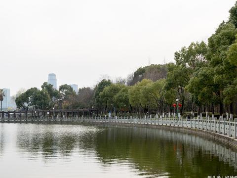 """宁波与月湖""""齐名""""的公园,有市区难得的沙滩,但名字却备受争议"""