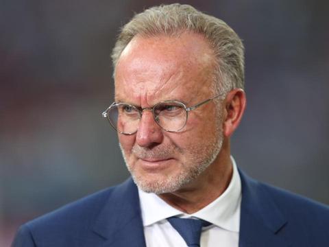 鲁梅尼格:拜仁从不在转会市场抓大鱼,不支持组建超级联赛