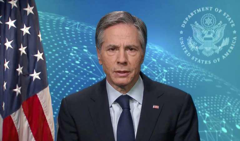 美国国务卿:我们谦卑地请求联合国成员,支持我们重返人权理事会