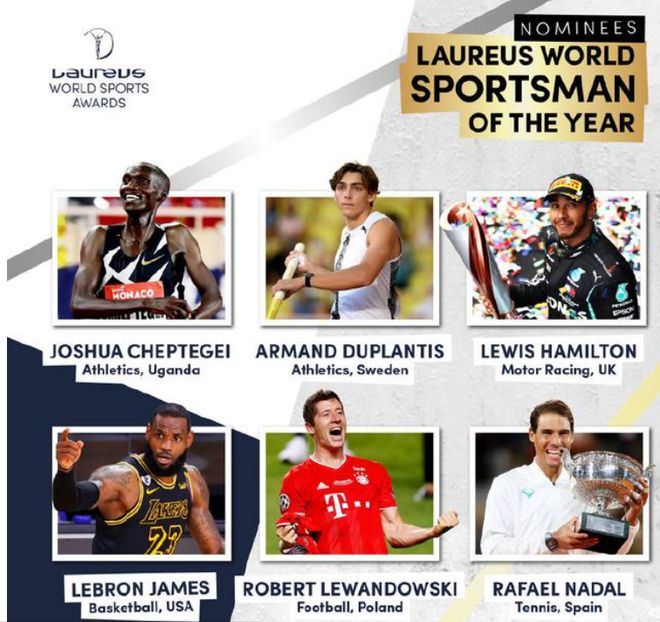 2021劳伦斯提名:蒂姆马霍姆斯争最佳突破