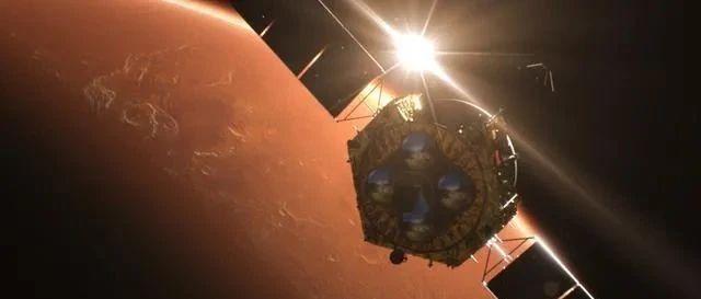 """天问一号成功进入火星停泊轨道,约3个月后落""""火"""""""