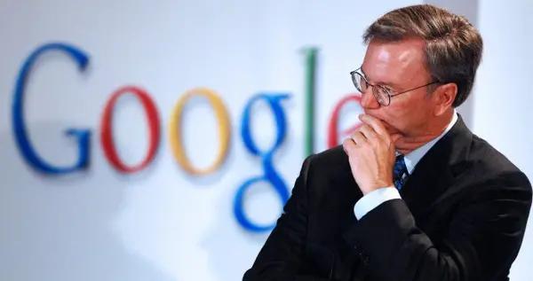 """谷歌前CEO发出警告,AI技术美国已落后,""""追赶中国""""迫在眉睫"""