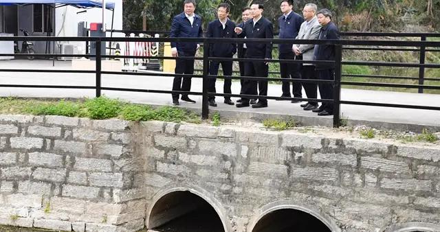 林宝金:持续推进河湖水系综合治理 全力打造一流生态景观大学城