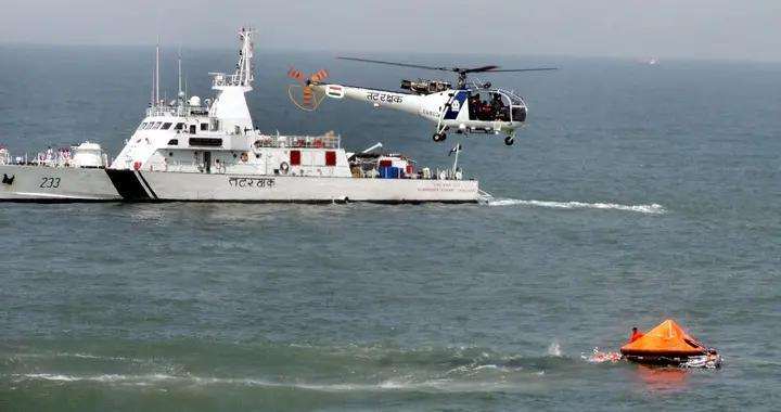 印度海岸警卫队的奇葩军衔,资深上校是个啥?女军官不准上舰