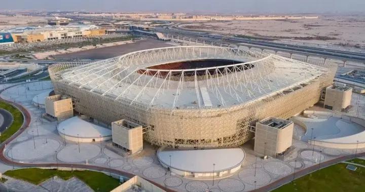 领先体育承建卡塔尔世界杯球场座椅