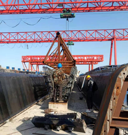 青岛西海岸黄张路三期工程6月底将完工通车