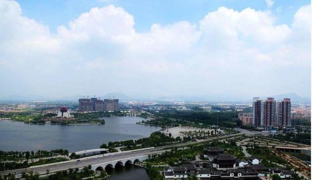 安徽地理位置最好的城市,未来或将划分到南京,15分钟直达南京