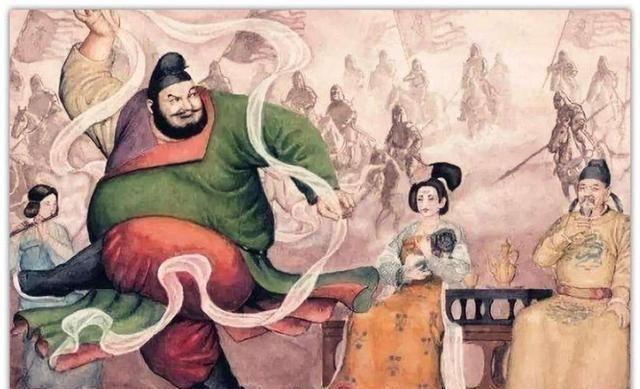 杨贵妃给安禄山洗澡,唐玄宗知道后为什么没有去阻止呢?