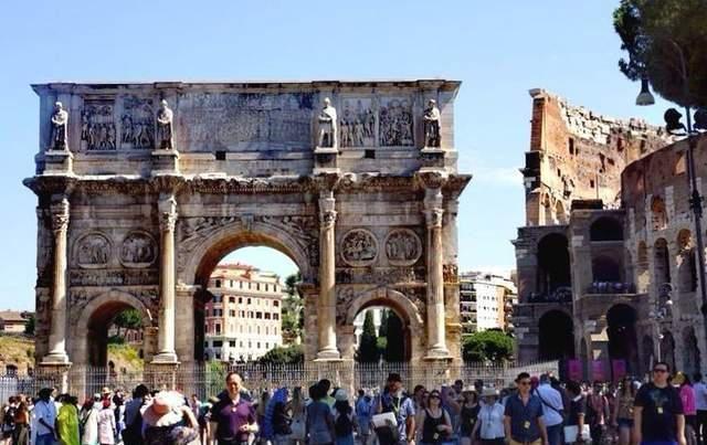 浮光掠影看罗马,独具特色的人文景观,感受历史名城的魅力!