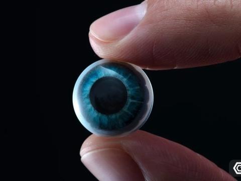 辅助视力增强,Mojo Vision AR隐形眼镜迈出第一步
