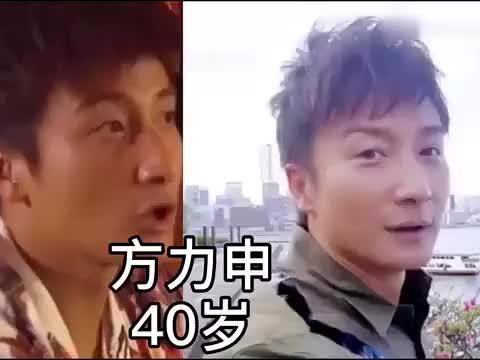 15位TVB演员今昔对比,林峯越老越帅气,郑伊健基本没变!